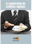 La publicidad de créditos rápidos