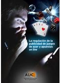 La regulación de la publicidad de juegos de azar y apuestas on line
